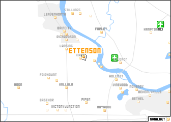 map of Ettenson