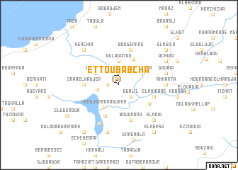 map of Et Toubabcha