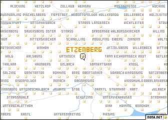 map of Etzenberg
