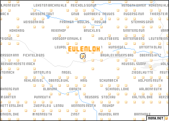 map of Eulenloh