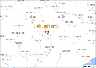 map of Falquesito