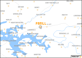 map of Farill