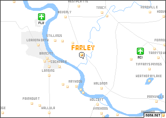 map of Farley