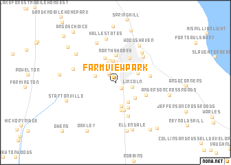 map of Farm View Park