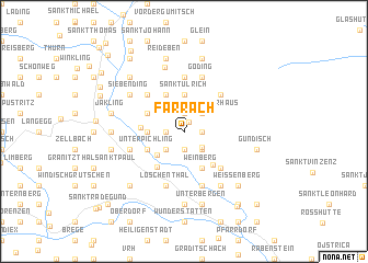 map of Farrach