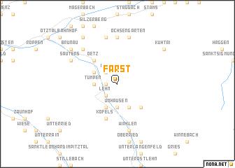 map of Farst