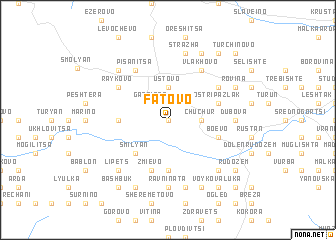 map of Fatovo