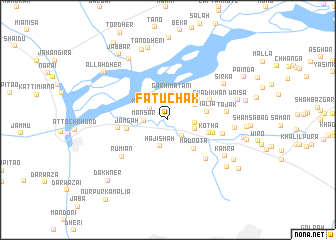 map of Fatu Chak