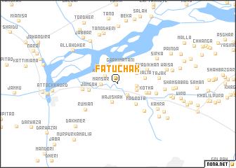 map of Fatu Chak