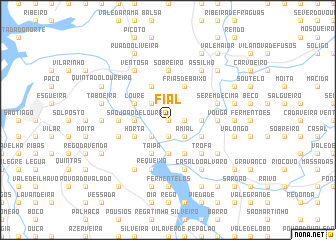 map of Fial