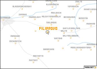 map of Filippovo