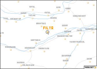 map of Filya
