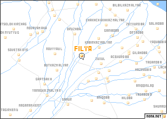 map of Filya