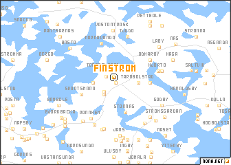 Finstrom Map | Now Shop Time