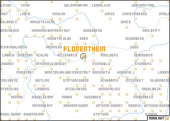 map of Florenthein