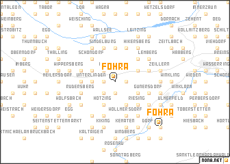 map of Fohra