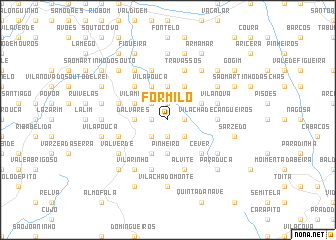 map of Formilo
