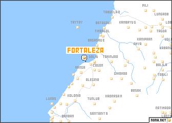 Fortaleza Philippines map nonanet