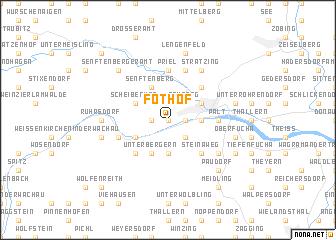 map of Föthof