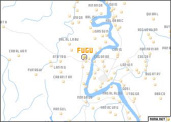 map of Fugu