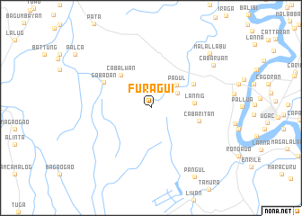 map of Furagui