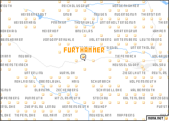 map of Furthammer