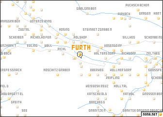map of Furth