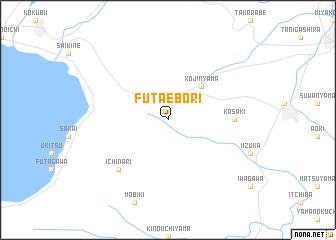 map of Futaebori