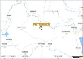 map of Futashika