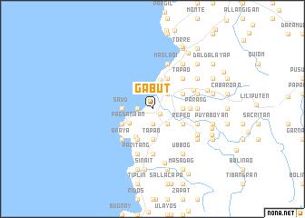map of Gabut