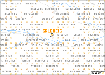 map of Galgweis