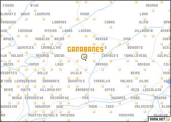 map of Garabanes