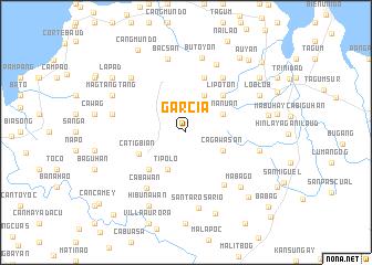 map of Garcia