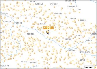 map of Garibi