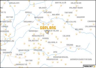 map of Garlang
