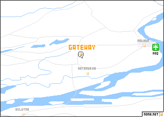 map of Gateway