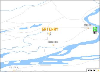 map of Gateway