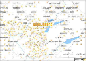 map of Gimelsberg