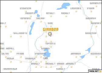 map of Gimmarp