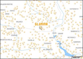 map of Glumina