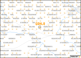 map of Gohla