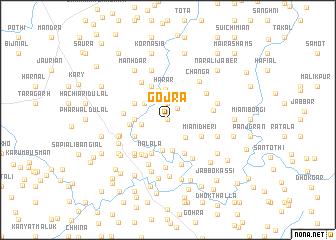 map of Gojra