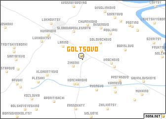 map of Gol\