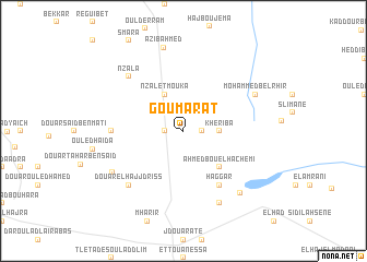 map of Goumarat