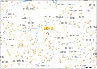 map of Grab