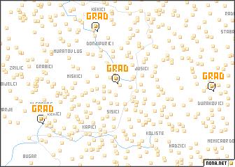 map of Grad
