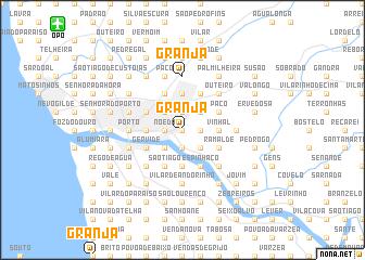 map of Granja