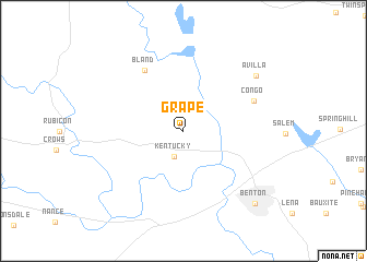 map of Grape