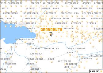 map of Grasreute