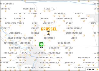 map of Grassel